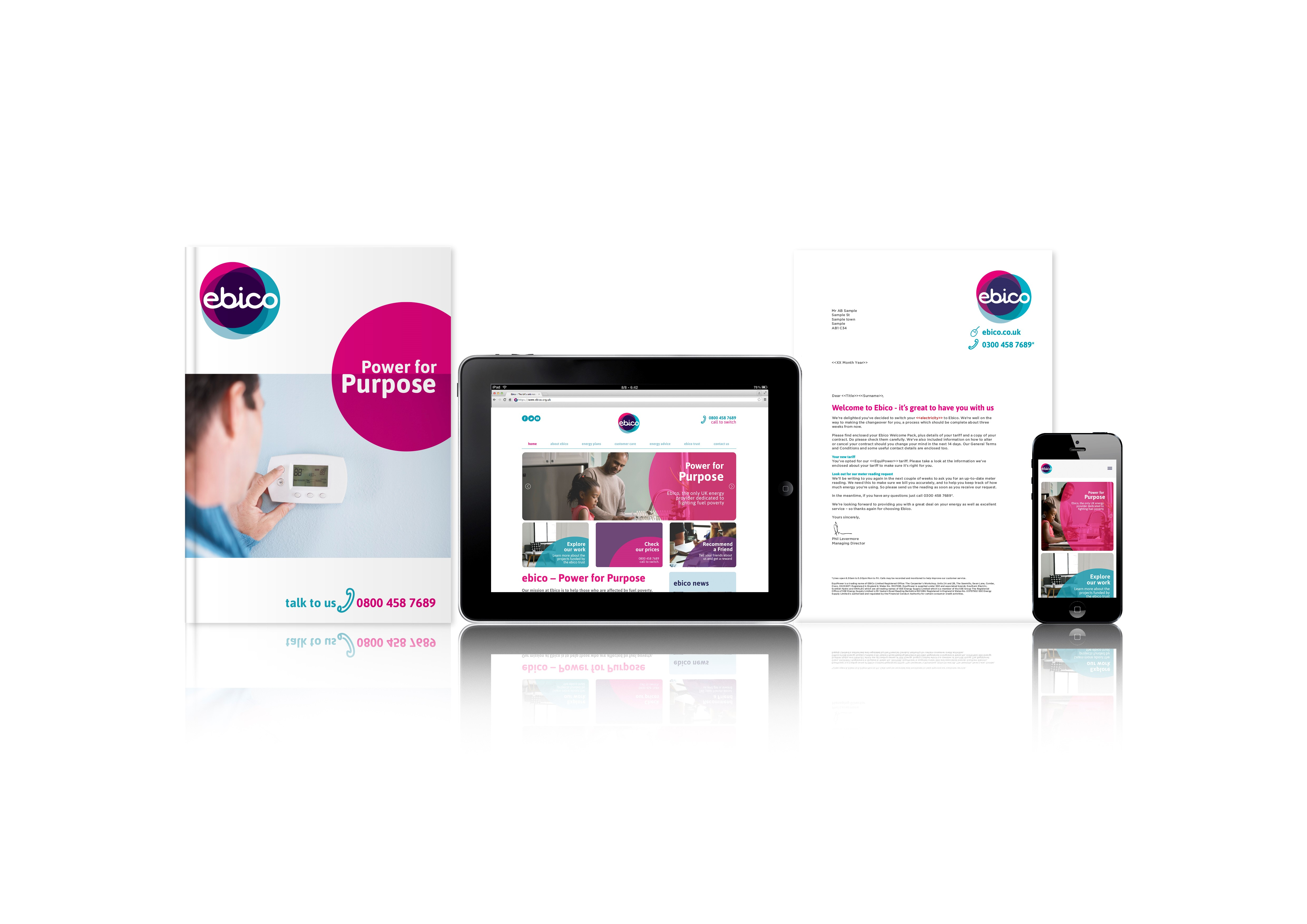 new ebico brand
