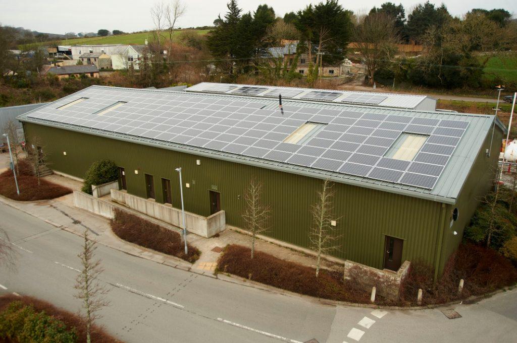 Launch of 'Eden Solarfair' – first employee-owned solar development